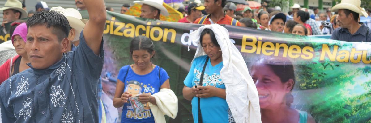 Manifestation de femmes