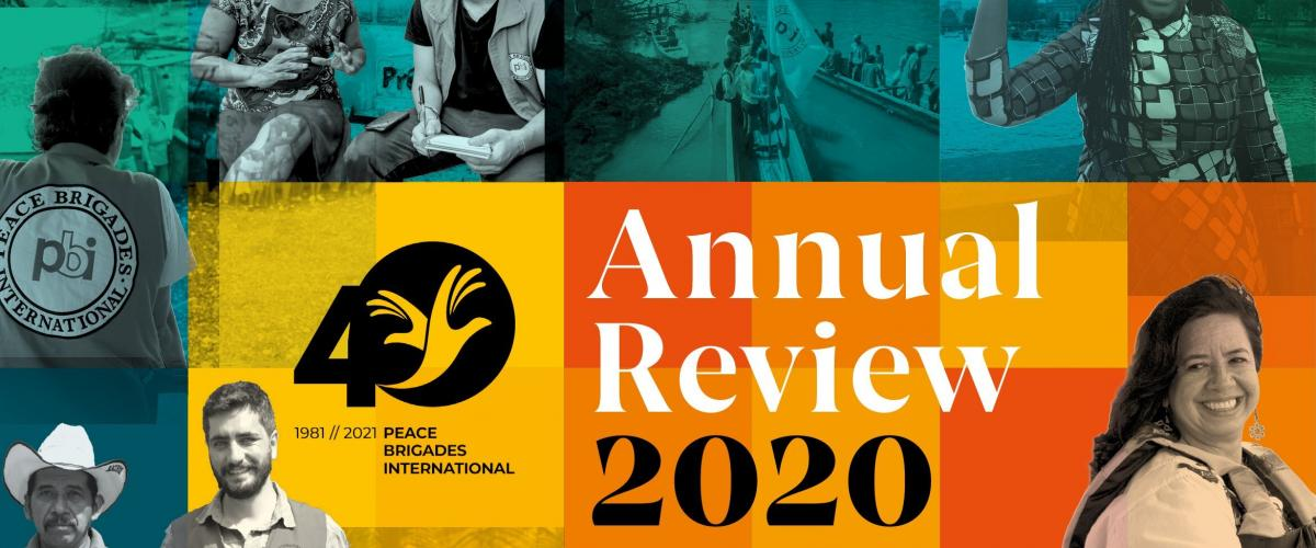 PBI Rapport annuel international 2020